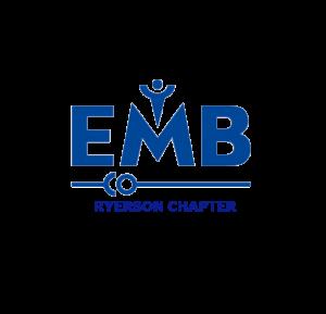 EMBS Ryerson Chapter Logo - Kashaf Masood